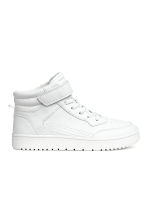 Hi-top trainers - White - Kids | H&M CA 2