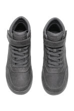Hi-top trainers - Dark grey - Kids | H&M 2