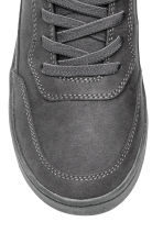 Hi-top trainers - Dark grey - Kids | H&M 3