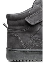 Hi-top trainers - Dark grey - Kids | H&M 4