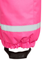 Outdoor trousers with braces - Neon pink - Kids | H&M 3
