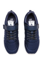 Trainers in scuba fabric - Dark blue - Kids | H&M CA 2