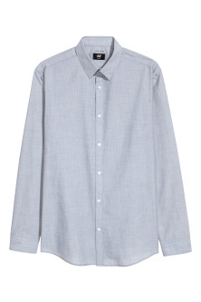 Camicia easy-iron Slim fit