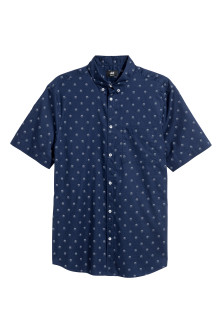 Short-sleeve shirt Regular fit