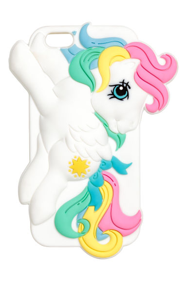 iPhone 6/6s Kılıfı - Beyaz/My Little Pony - KADIN | H&M TR