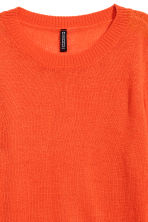 Knitted jumper - Bright red - Ladies | H&M GB 3