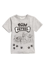 Set van 2 T-shirts - Wit/Paw Patrol - KINDEREN | H&M BE 3