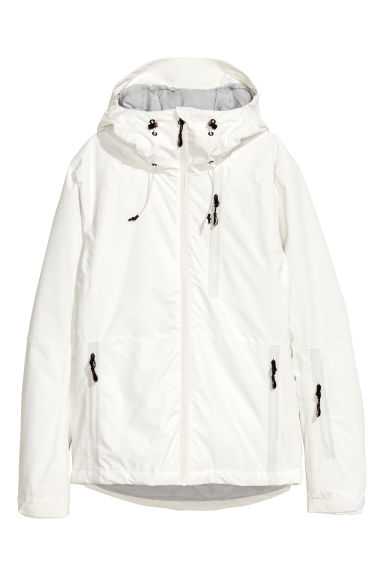 Ski jacket - White - Ladies | H&M CN 1
