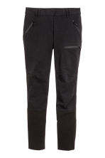 Outdoorbroek - stretch - Zwart - DAMES | H&M BE 2