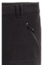 Stretch outdoor trousers - Black - Ladies | H&M 3
