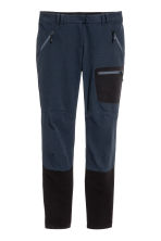 Outdoorbroek - stretch - Donkerblauw - DAMES | H&M NL 2