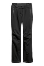 Ski trousers - Black - Ladies | H&M IE 2