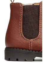 Warm-lined Boots - Tawny brown - Kids | H&M CA 4