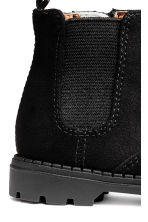 Warm-lined boots - Black - Kids | H&M CN 4