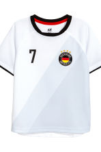 Football set - White/Germany - Kids | H&M CN 4