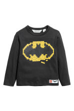 2件入平紋上衣 - Light grey/Batman - Kids | H&M 3