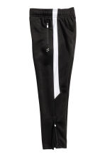 Sports trousers - Black - Kids | H&M CN 3