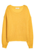 Pullover a punto largo - Giallo - DONNA | H&M IT 2