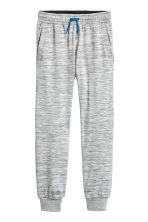 Sports trousers - Grey marl - Kids | H&M CA 2