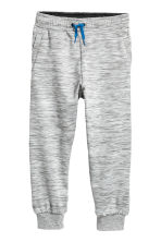 Sports trousers - Grey marl - Kids | H&M CN 2