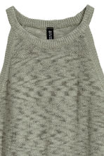 Fine-knit top - Khaki green - Ladies | H&M 3