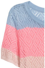 Pointelle top - Multicoloured - Ladies | H&M 3