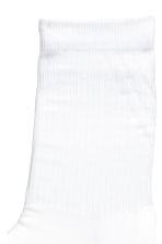 5-pack sports socks - White -  | H&M 4