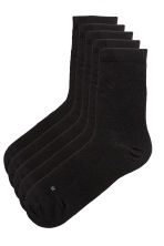 5-pack sports socks - Black -  | H&M 1