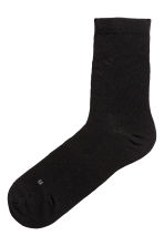5-pack sports socks - Black -  | H&M 2