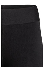 3/4-length sports tights - Dark grey marl - Ladies | H&M CN 3