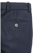 Suit trousers - Dark blue -  | H&M CN 3