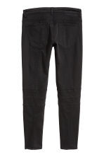 Biker trousers - Black -  | H&M IE 3