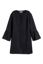 Coat - Dark blue - Ladies | H&M IE 2