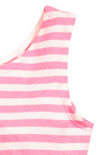 Jersey dress - Pink/Striped -  | H&M CA 3