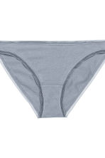 4-pack bikini briefs - Black - Ladies | H&M 4