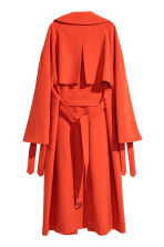 Trenchcoat - Bright red - Ladies | H&M CN 3