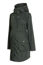 MAMA Parka - Dark green - Ladies | H&M CN 2