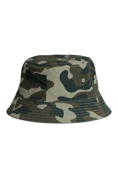 Reversible fisherman's hat - null - Men | H&M CN 1