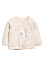 Light beige/bear