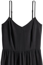 Short dress - Black - Ladies | H&M 3