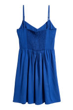 Short dress - Blue - Ladies | H&M CN 2
