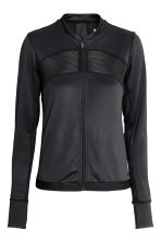 Running jacket - Black - Ladies | H&M 2