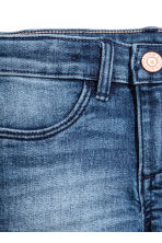 Short en jean - Bleu denim -  | H&M FR 4