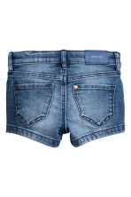 Denim shorts - Denim blue - Kids | H&M 3