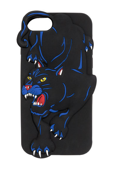 Cover iPhone 6/6s - Nero/pantera - DONNA | H&M IT 1