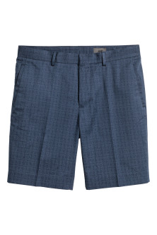 Premium cotton city shorts