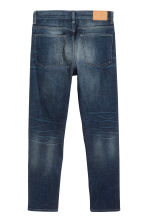 Straight Regular Jeans - Dark blue - Men | H&M 3