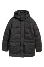 Padded jacket - Black - Men | H&M CN 2