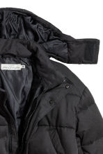 Padded jacket - Black - Men | H&M CN 3