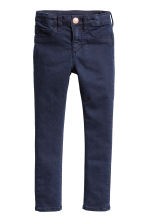 Superstretch Skinny Fit Jeans - 深牛仔蓝 - 儿童 | H&M CN 2